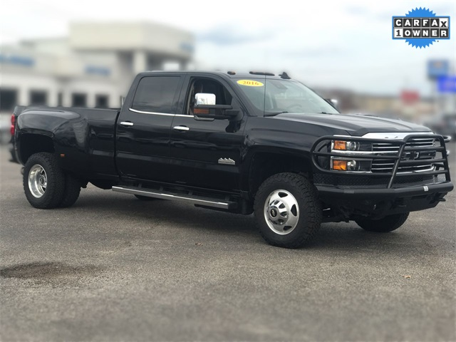 Pre Owned 2016 Chevrolet Silverado 3500hd High Country