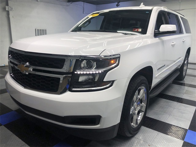 Pre-Owned 2017 Chevrolet Suburban LS
