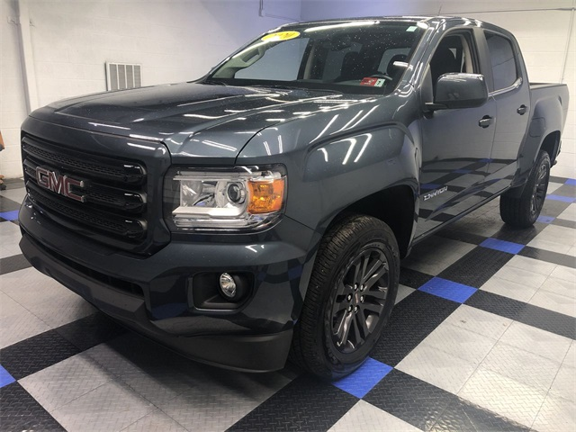 Pre-Owned 2020 GMC Canyon SLE1