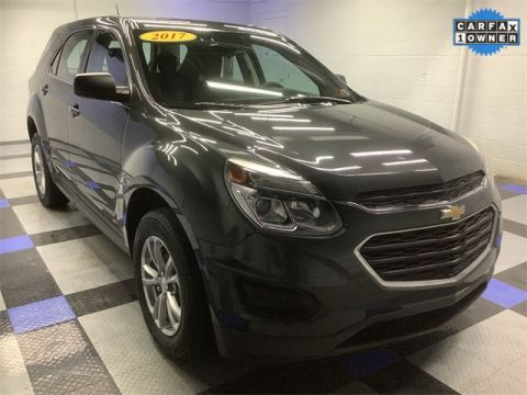 Pre-Owned 2017 Chevrolet Equinox LS